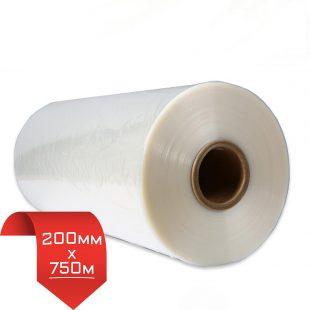200мм/750м, 15 мкм, термоусадочная пленка POF