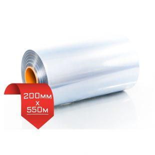 200мм/550м 15 мкм, термоусадочная пленка PVC