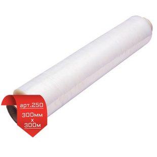 Пищева пленка 300мм * 300м белая ЭКО арт.250