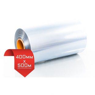 400мм/500м, 20 мкм, термоусадочная пленка PVC