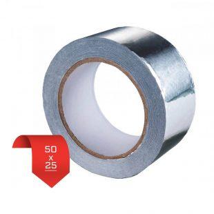 Алюминиевая клейкая лента 50*25