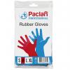 Перчатки резиновые PACLAN PROFESSIONAL ЖЕЛТЫЕ M
