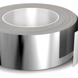 Алюминиевая, металлизированная, ТПЛ лента