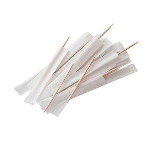 Зубочистки в инд. упаковке бумага