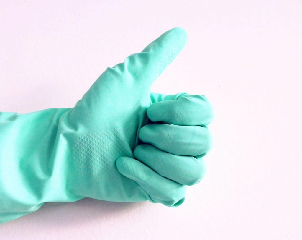 Латексные перчатки Хай Риск - медицинские перчатки