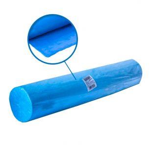 Простыни 70*200 ламинированные одноразовые в рулоне голубой