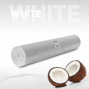 Простыни 70*80 одноразовые в рулоне белый Standart №300/1800