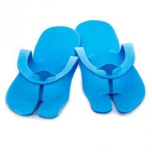 Тапочки-вьетнамки 3 мм синие