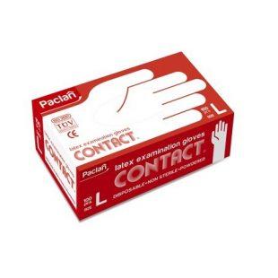Латексные перчатки PACLAN
