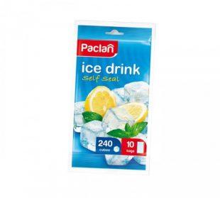 Мешочки для приготовления ледяных кубиков 10 х 24шт (240шт) (ПВД) в пленке