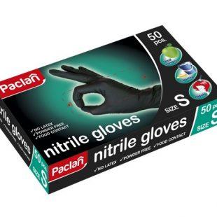 Нитриловые перчатки PACLAN
