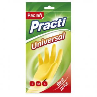Резиновые перчатки PACLAN
