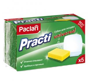 Губки для посуды Practi Universal, 5шт.