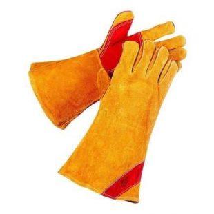 Перчатки рабочие спилковые