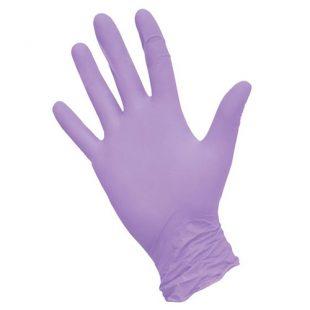 Перчатки медицинские неопудренные